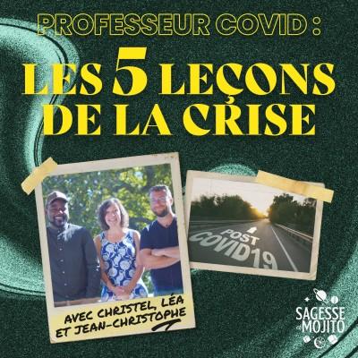 Professeur COVID : les 5 leçons de la crise cover