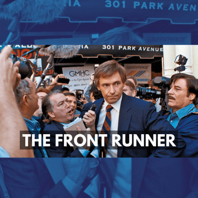 The Front Runner ⭐⭐ cover