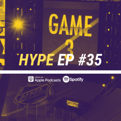 HypePodcast Ep#35 : LE FEU EN NHL - LES YANKEES DOUTENT - PREVIEW NFL cover