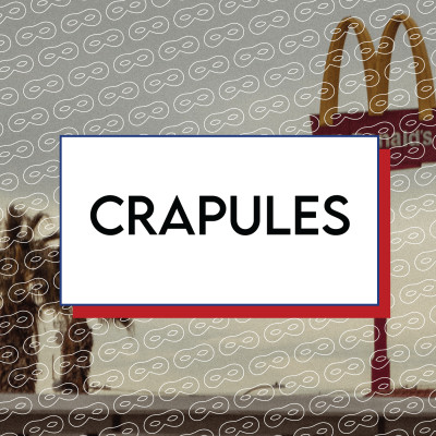 La Mafia du Monopoly McDonald's cover
