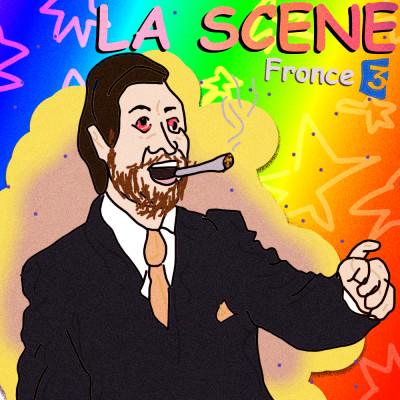 """""""La Scène"""" - épisode du 1er avril: La France. cover"""