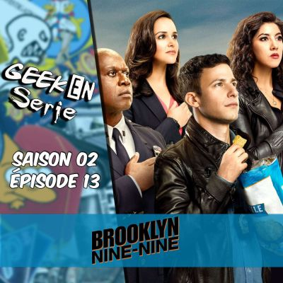 image Geek en série 2x13 Brooklyn Nine Nine