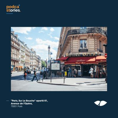 aparté 01, Avenue de l'Opéra, 75001 Paris cover