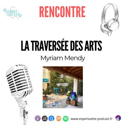 Myriam Mendy - La Traversée des arts de Monteux #1 cover