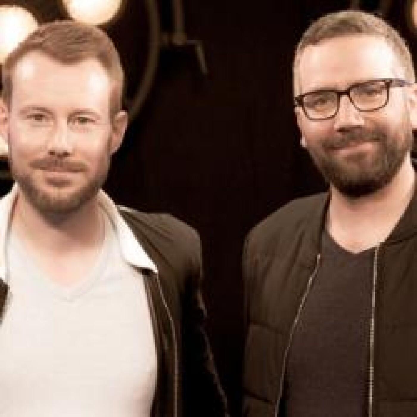 L'INTERVIEW DE DJ MAST & DJ NED DANS L'HAPPY HOUR FG