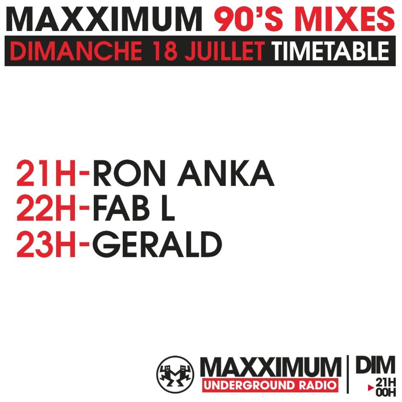 PANORAMAXX 90's : FAB L