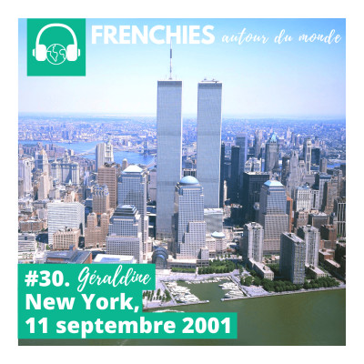 #30. Géraldine, New York, 11 septembre 2001 cover