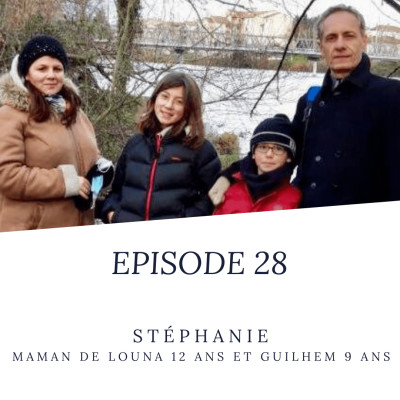 Episode 28 - Stéphanie cover