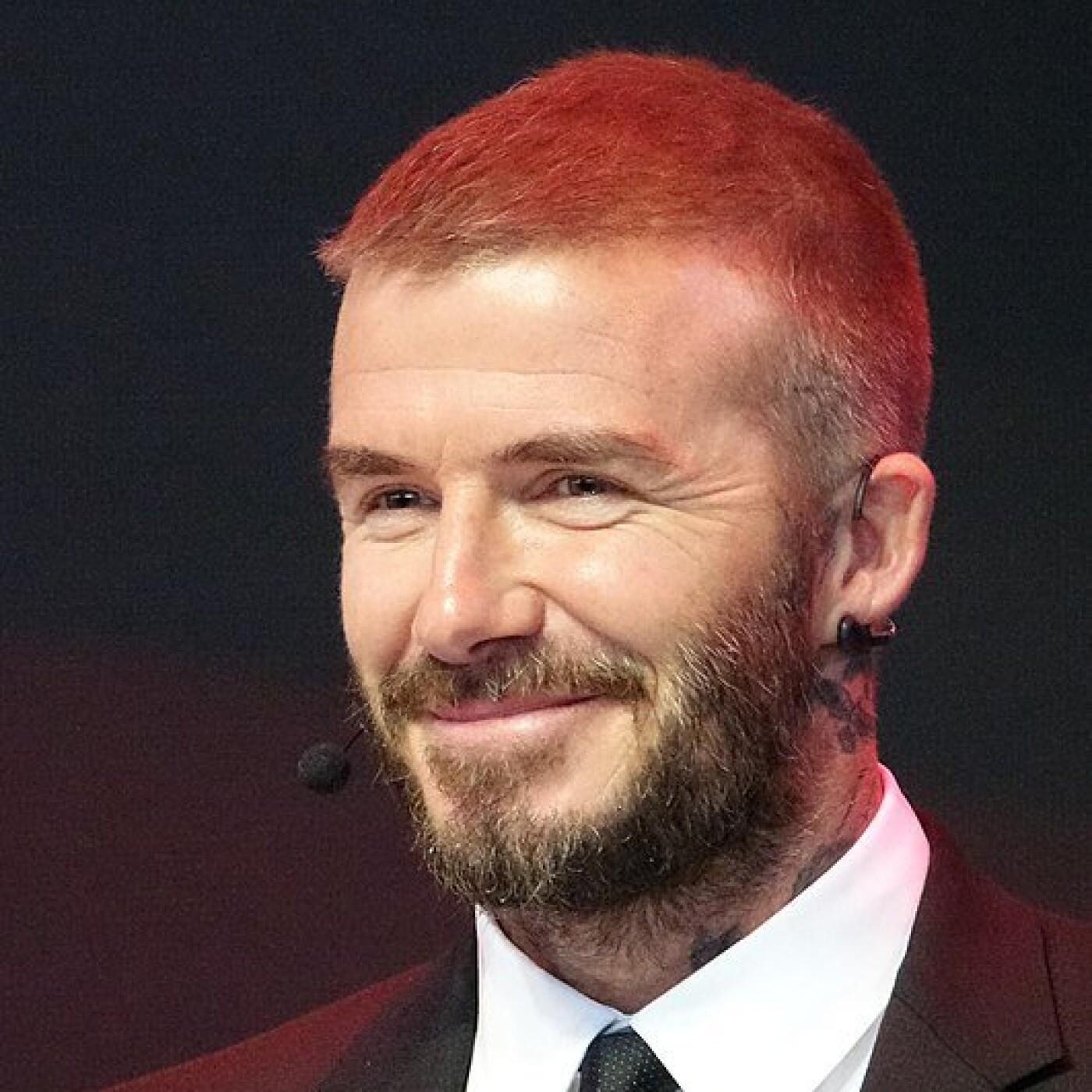 David Beckham visage du Qatar pour la prochaine coupe du Monde