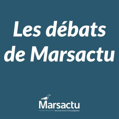 Les débats de Marsactu cover