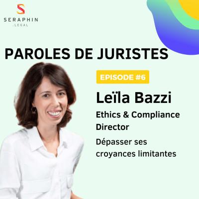 #6 - Leila Bazzi - Dépasser ses croyances limitantes cover
