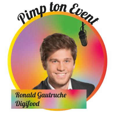 #11 - Ronald Gautruche - Digifood apporte sécurité, rapidité, et rentabilité aux points de restauration événementiels cover