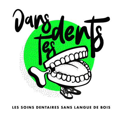 Dans tes dents cover