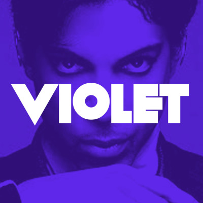 Violet - Le Podcast sur Prince et le Minneapolis Sound cover