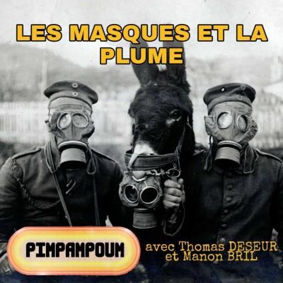 image Les Masques et la Plume - Episode 1 (ft. Thomas DESEUR et Manon BRIL)