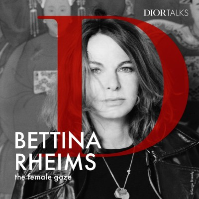 [Female gaze] Bettina Rheims, a major figure in the world of portrait photography, discusses her remarkable forty-year career. cover
