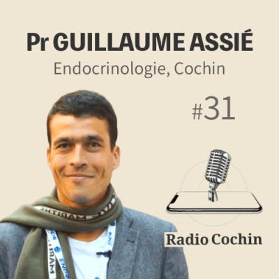 image #31 Pr ASSIÉ - Cas clinique Covid : Patiente de 46 ans sous Hydrocortisone avec syndrome grippal modéré