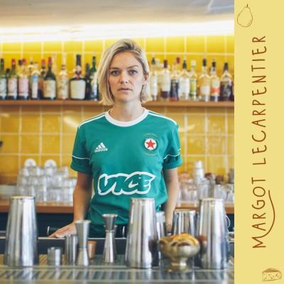 Ep 7 - Margot Lecarpentier, bartender et gérante du bar à cocktail Combat à Paris cover