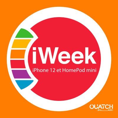 iWeek (la semaine Apple) 8 : iPhone 12 et HomePod mini cover