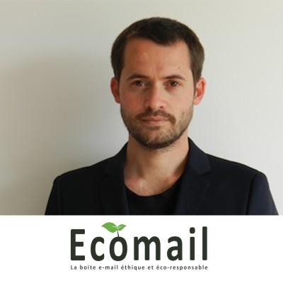 La boîte e-mail éthique et éco-responsable avec Nathan Herbert d'Ecomail cover
