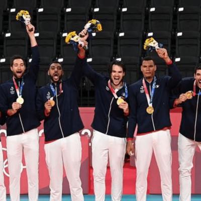 Jeux Olympiques 2020 - Le volley au sommet cover