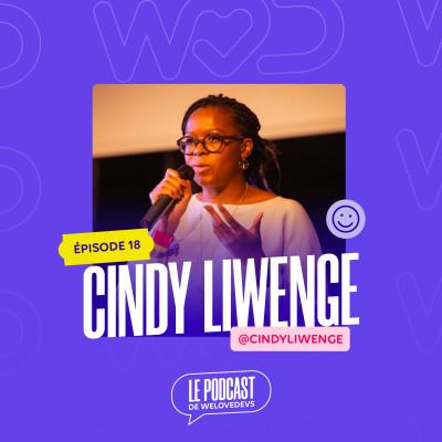 #18 - Cindy Liwenge - Les personnes majoritaires peuvent agir cover