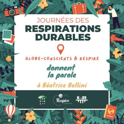 #12 Célébrons les Respirations durables avec Béatrice Bellini - Hors série estival cover