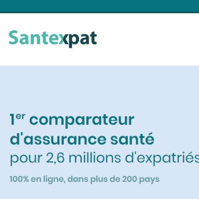 Jean Christophe, fondateur du site Santexpat - 12 01 2021 - StereoChic Radio cover