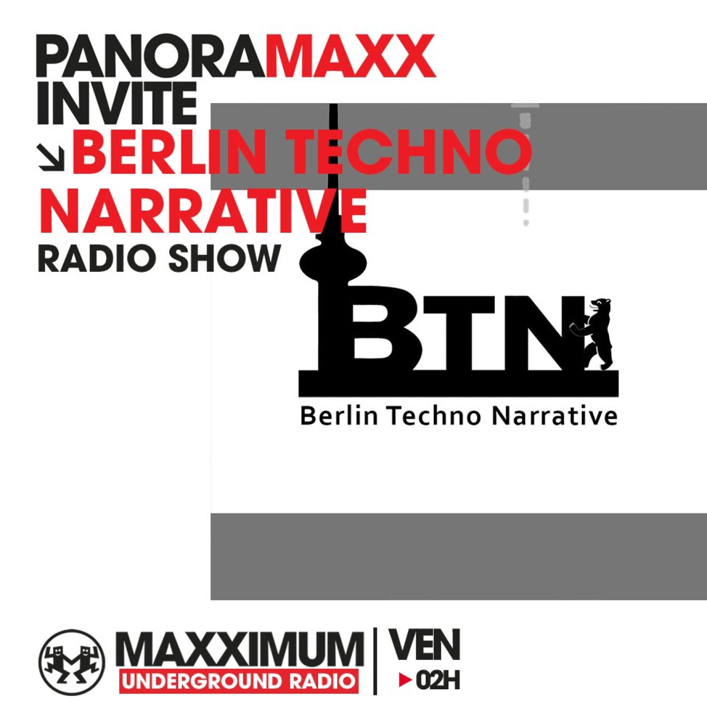 PANORAMAXX : BERLIN TECHNO NARRATIV