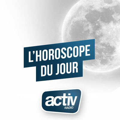 Horoscope de ce samedi 08 mai 2021 par ACTIV RADIO cover
