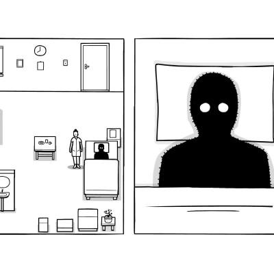 LTTG   The White Door #08 - Sarah/She's Not There (Alternate Ending)