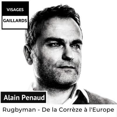 Alain Penaud - De la Corrèze à l'Europe cover