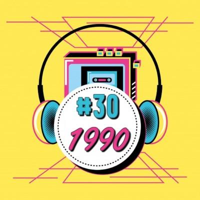 Bi-Bop #30 : 1990 cover