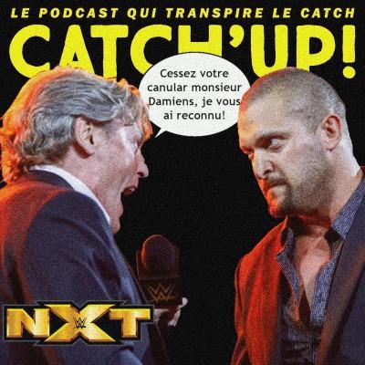 Catch'Up! WWE NXT du 08/06/2021 : Dans ta Maison ! (+ pronos) cover
