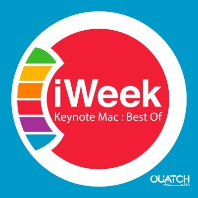 iWeek (la semaine Apple) Bonus : le best of de la Keynote Mac du 10.11.20 cover