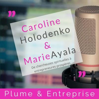image # 3 Caroline Holodenko et Marie Ayala