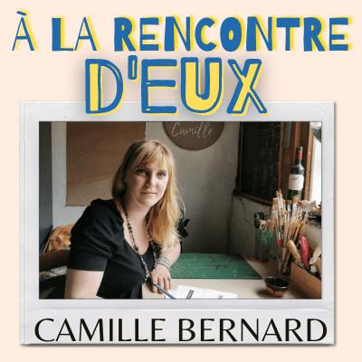 #8. Camille Bernard - Intervenante artistique cover