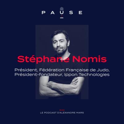 [REDIFFUSION] Stéphane Nomis, Président de la Fédération Français de Judo, Président-Fondateur d'Ippon Technologies cover