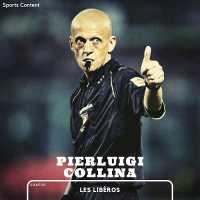 Pierluigi Collina, star de l'arbitrage cover