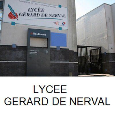 Lycée Gérard de Nerval cover