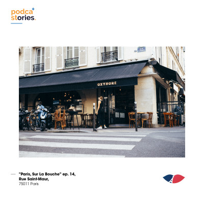 ep. 14, Rue Saint-Maur, 75011 Paris cover