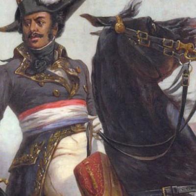 L'autre Dumas : premier général français africain. cover