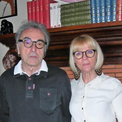 "Rose-Marie Chevalier et Pierre Belmas, fondateurs de ""Reliance en Bigorre"" et ""Tarbes en philo"" cover"
