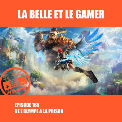 Episode 165: De l'Olympe à la Prison cover