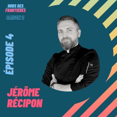 S2E4 Jérôme Récipon - Réussir, échouer puis rebondir: parcours d'un entrepreneur récidiviste cover