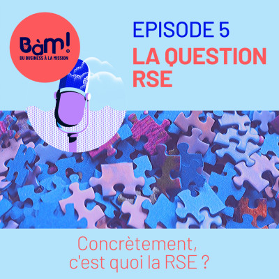 #5 La Question RSE – Concrètement, c'est quoi la RSE? cover