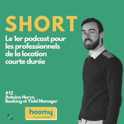 La conciergerie Hoomy : interview découverte avec Antoine Hervo cover