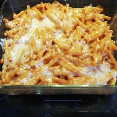 Gratins de macaronis cover