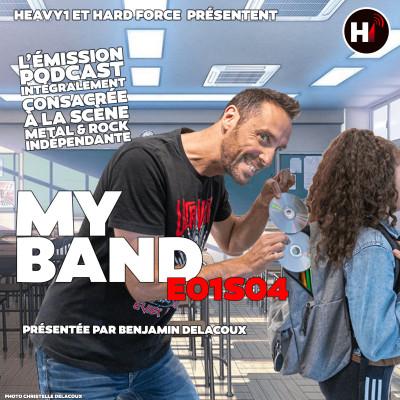 MyBand • Episode 1 Saison 4 cover