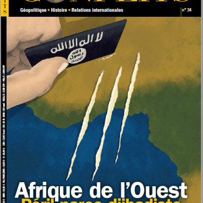 Afrique de l'Ouest. Le Péril narco-djihadiste. Nouveau numéro cover